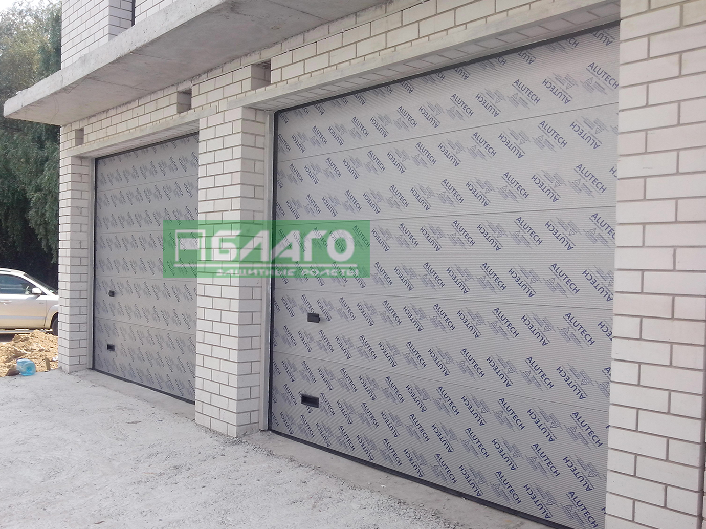 купить гаражные ворота в бердске